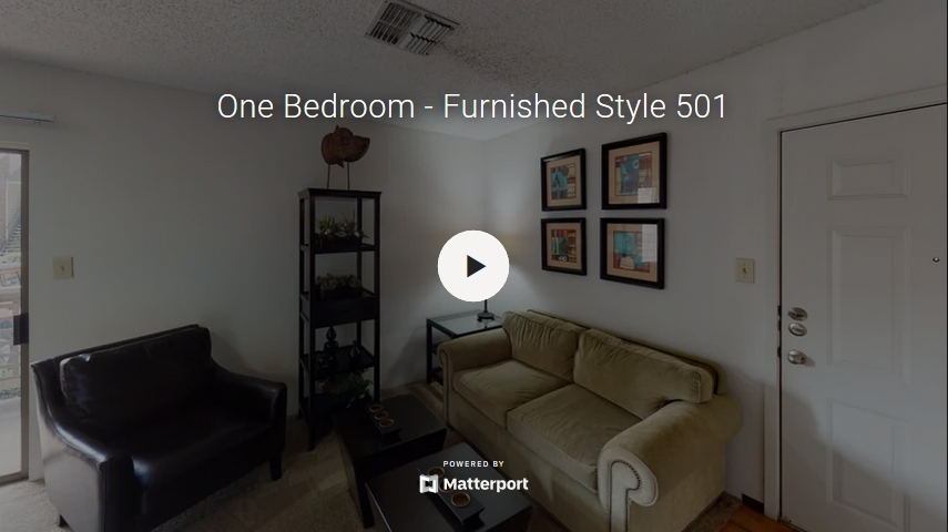 One Bedroom - Style 501