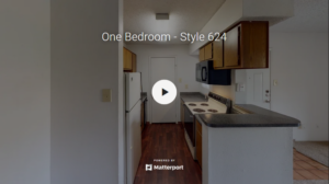 One Bedroom - Style 624
